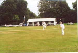 Cricket Club
